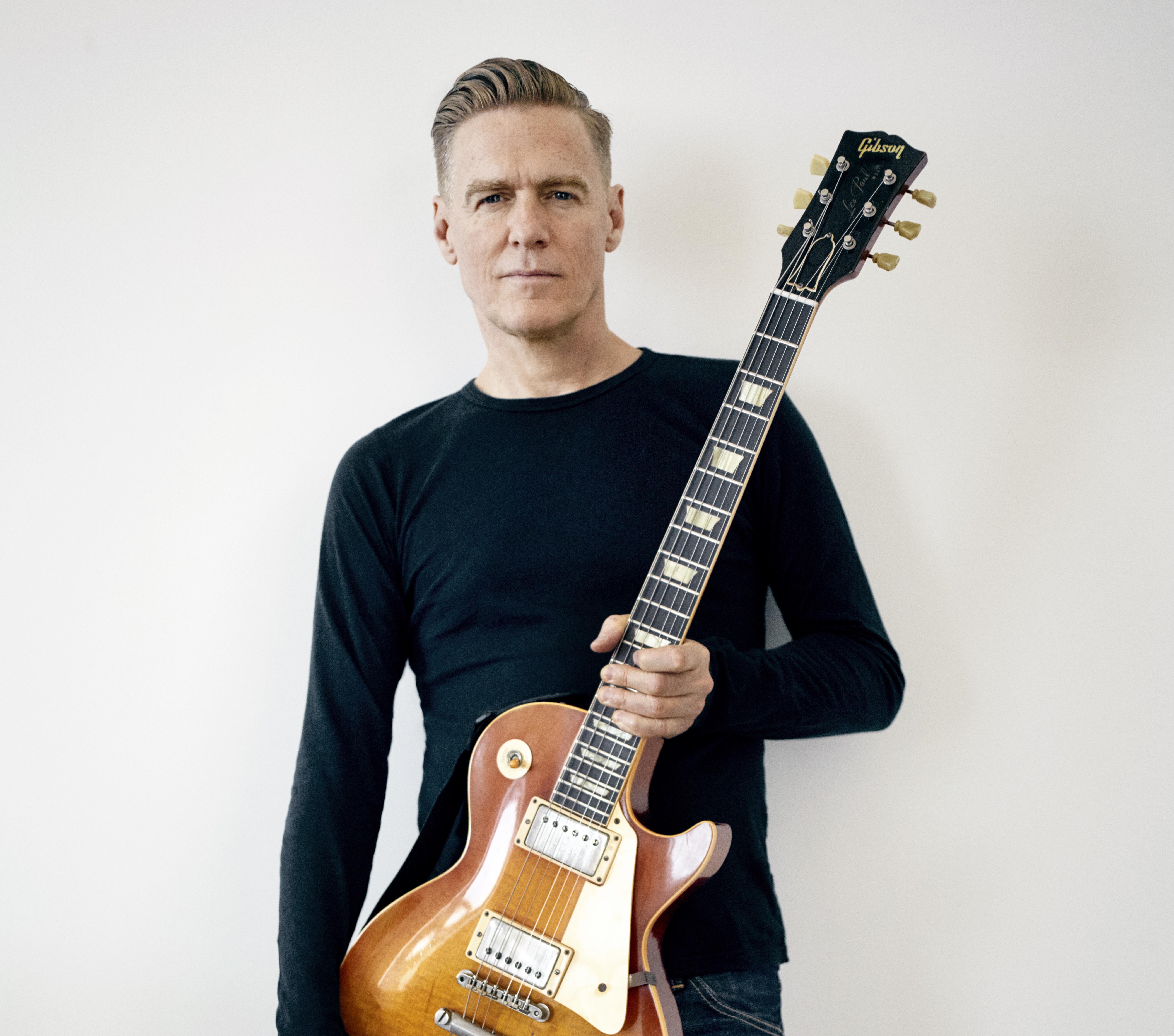 Bryan adams guitar